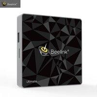Beelink GT1 Ultimate Smart Android TV Box 5G WIFI 4K HD Amlogic S912 Octa Core CPU