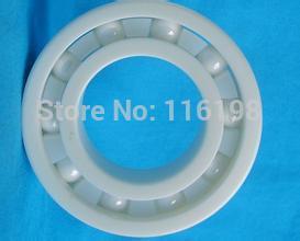 6904 61904 full ZrO2 ceramic deep groove ball bearing 20x37x9mm good quality P5 ABEC5 698 full zro2 ceramic deep groove ball bearing 8x19x6mm good quality p5 abec5