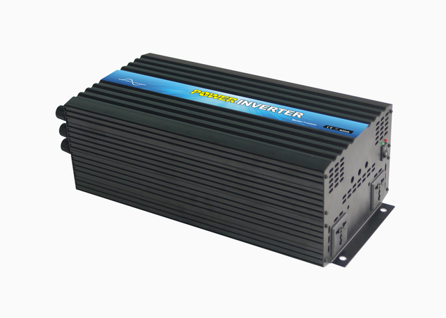 CE&RoHS&SGS Approved, DC48v AC100v/110v/220v/230v/240v ,4000w pure sine wave solar invertor/,built in 8A charger ,free shipping
