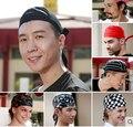 Vários estilos de Moda cap chapéu do cozinheiro Chefe de café loja de trabalho legal chapéu