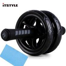 ITSTYLE без шума Ab ролик брюшного колеса ролик с матом тренажерный зал упражнения фитнес оборудование