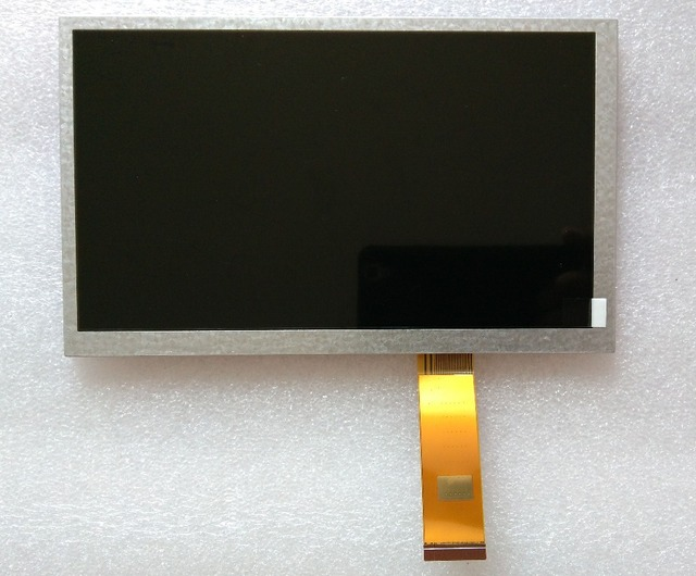 Hanstar HSD080FIW1-A00 NEW  8' inch high brightly 600CD 1024 600 carpc LCD panels Can be used with USB capacitive touch screen