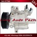 DKV06R AC Compressor for Car Peugeot 107 1.4 for TOYOTA AYGO 1.4 Citroen C1 1.4 2005-2015 883100H020 506021-7332 92052060