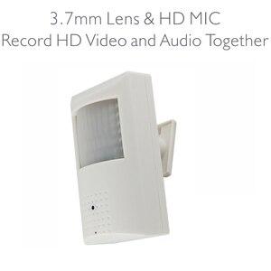 Image 3 - Doerguin H.265 3MP PoE PIR Cam Indoor Onvif IP Camera met Onzichtbare IR LED Ingebouwde HD Microfoon voor Vogel Horloge huisdier Camera