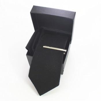 Gammy Wool Hand Made Tie Set – Black
