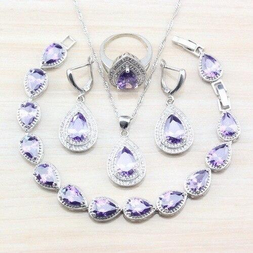 Natural Crystal Purple...