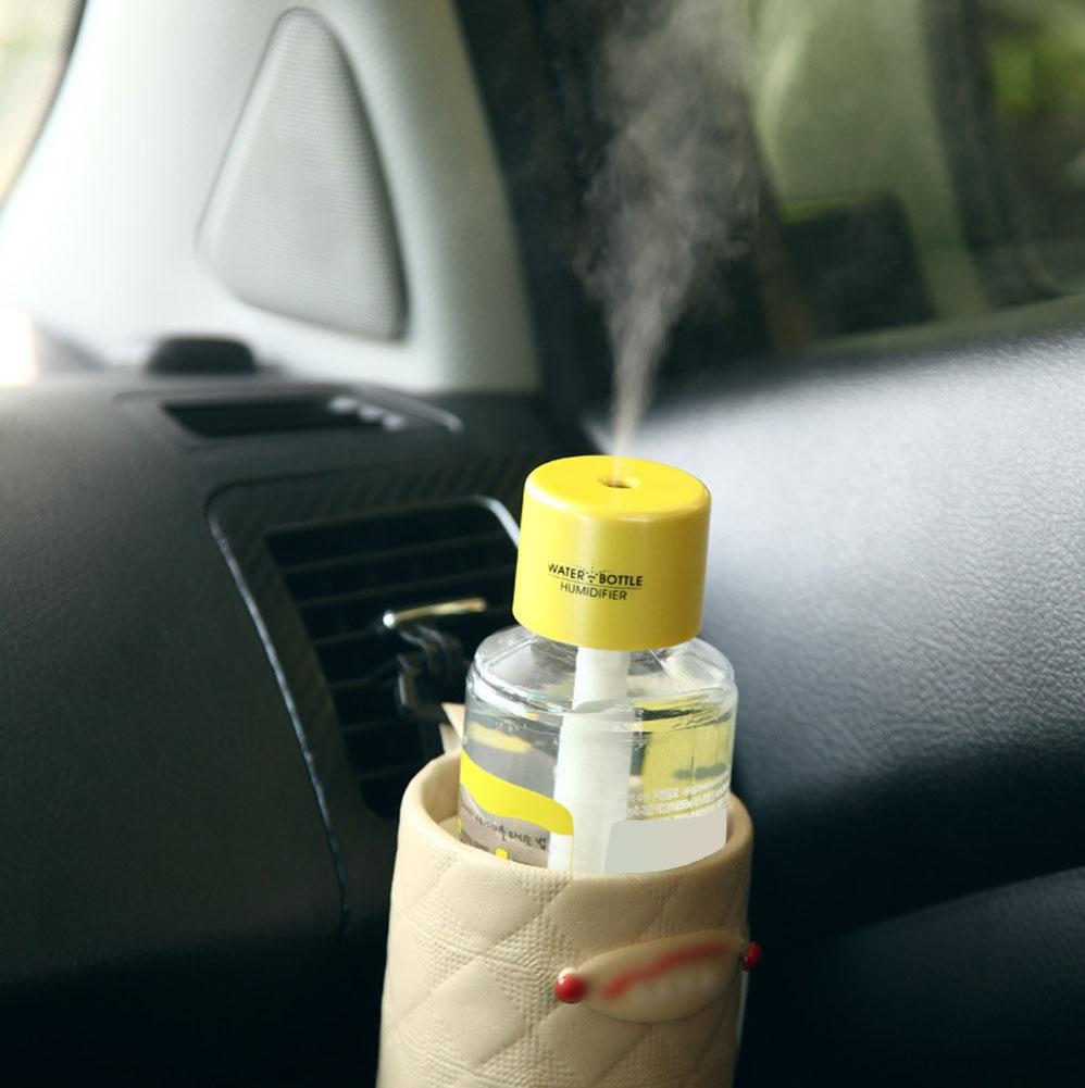 1 Pc Mini Portatile della Bottiglia di Acqua Tappi di Umidificatore Aroma Diffusore Mist Maker1 Pc Mini Portatile della Bottiglia di Acqua Tappi di Umidificatore Aroma Diffusore Mist Maker