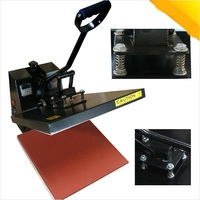 heat press transfer machine tshirt stamping CE certification