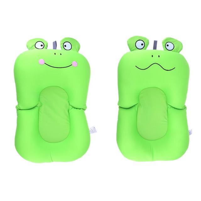 Frog Design Pliable Bebe De Bain Baignoire Bebe Siege De Bain