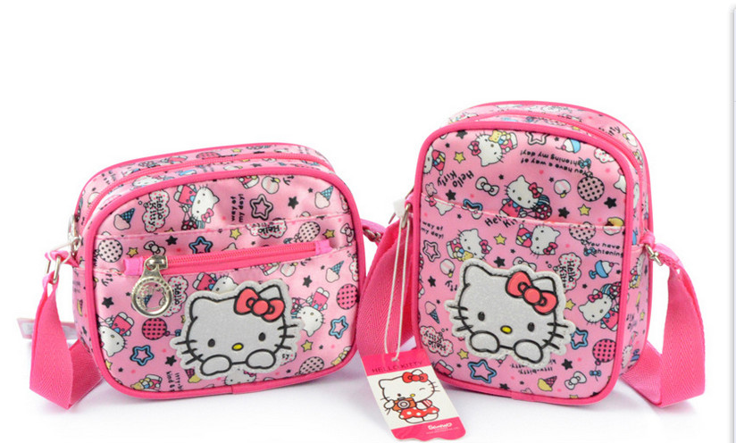 b6aee5361721 Detail Feedback Questions about New Women Girl Hello kitty Messenger bag  CC0982 on Aliexpress.com