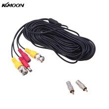 65ft 20 м CCTV кабель BNC видео кабель питания сиамский 20 м для камеры наблюдения DVR система комплект CCTV аксессуары