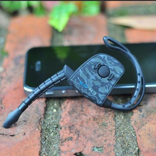 2016 Mais Novo fone de Ouvido de Jogos fone de Ouvido Bluetooth 4.0 Sem Fio Recarregável Handsfree Longa Espera Fone de Ouvido para PS3 PC Celular