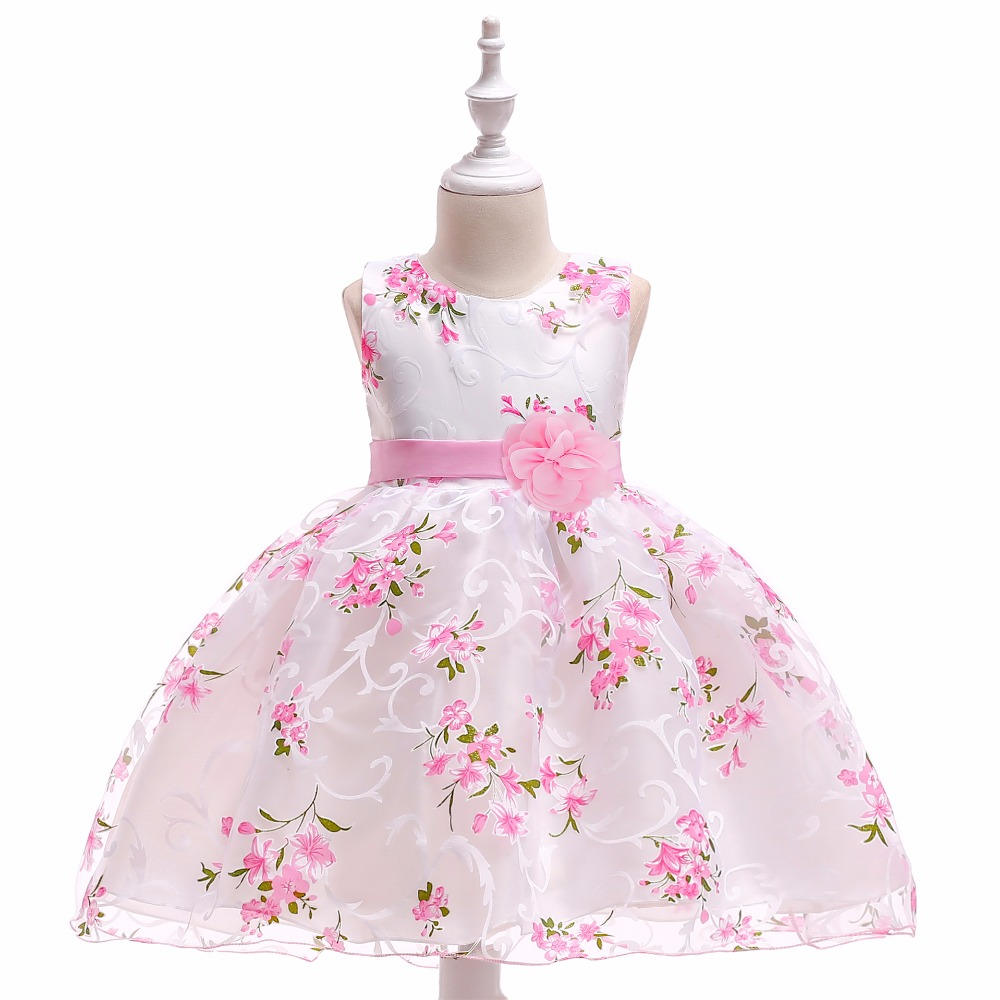 Little   Flower     Girl     Dresses   for Weddings First Holy Communion   Dress   for   Girls   Kids Pageant   Dress
