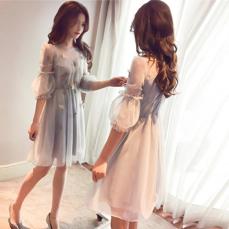 kid girls dress summer 2019 teenage fashion children frock party dress for teen girl clothes set girl