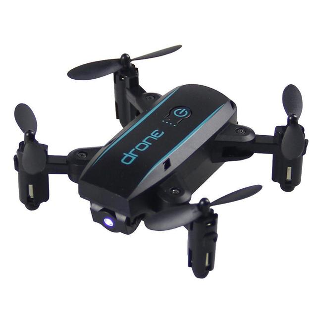 RC Mini 4-Axis 2.4GHz 4CH Drone New Sky Beginning Ability Stable Gimbal Gift Foldable Hover Outdoor Performance Aircraft