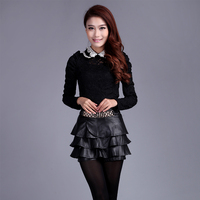 Culottes Shorts Skirts Fake Two Autumn And Winter Female Shorts Skirts Short Skirts Winter 2014 New