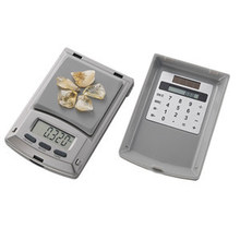 High precision electronic scales ES504 solar calculator kitchen handheld electronic scale