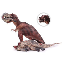 Simulation Dinosaur Toy Model World Tyrannosaurus Rex Spine Torn Dragon Corpse Suit Toy Gifts