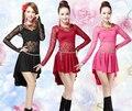 Novo estilo de dança do ventre definir indiano roupas de dança traje 3 pcs Sexy Top colete vestido de 6 cores
