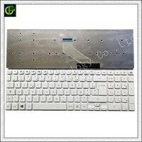 Francuski klawiatura Azerty do Gateway LV11HC LV44HC TS13HR packard Bell Easynote TS45 TS45HR TS45SB TSX62 V121762GK3 biały FR w Zamienne klawiatury od Komputer i biuro na