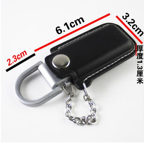 Image 5 - Creative leather USB 2.0 Flash Pen Drive leather Storage Card Disk 4g 8g 16g 32g 64g 128g Pendrive USB Drives Memory Stick-in USB Flash Drives from Computer & Office