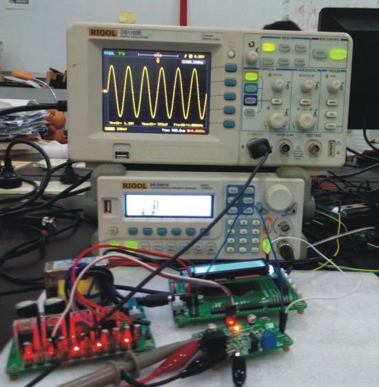 Низкие частоты agc Модуль автоматической регулировки усиления Управление может вручную или программно отрегулировать Выход амплитуда