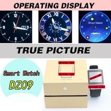 DZ09 Bluetooth smart watch phone call wristband W8 a8 WristWatch sport Pedometer sim card Smartwatch for IOS Android phone
