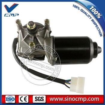 SK250-6E SK210-6E excavadora Kobelco wipper motor YN53C00011P1