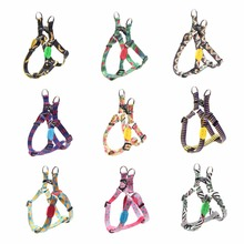 Фотография Dog Harness Pet Products Sunshine California Good Gift With New Design And High Quality And Colorful  For pets
