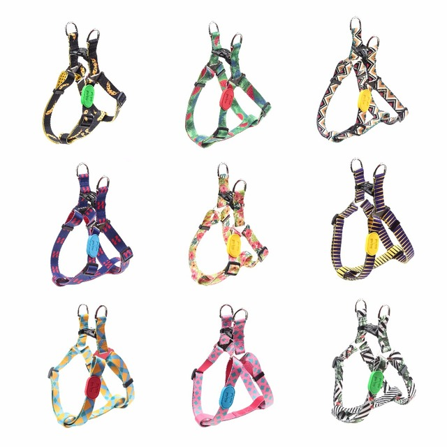 Dog Harness Pet Products Sunshine California Good Gift With New Design And High Quality And Colorful  For pets