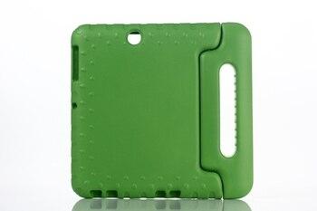 Für Samsung Galaxy Tab S2 9,7 Fall Kinder T810 T815 Hand-gehalten Stoßfest EVA Abdeckung Kinder Silikon Fundas Für Samsung Tab S2 9,7
