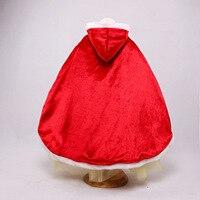 الاطفال ملابس فتاة فساتين عيد مقنعين عباءة زي إلسا آنا ليتل الأحمر هود الفتيات الرؤوس لفستان