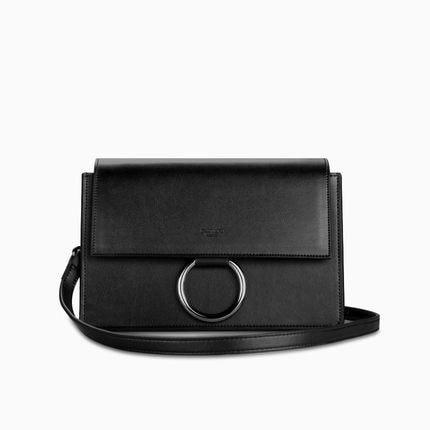Free shiping DHL top quality 2018 new sen series small women s bag ring bag single