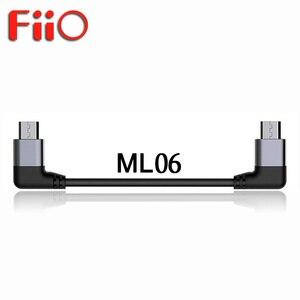 FiiO ML06 Micro-USB Hifi аудио декодер кабель для MOjO FiiO Q1II/Q5/M7 DAP/мобильных телефонов и плееров