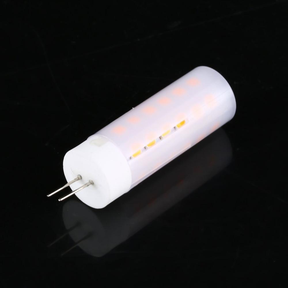 LED Flame Bulb G4 Dynamic Fire Flickering Burning Corn Firing light For Festival Decoration Lingts DC8-30V 1700K Energy-saving