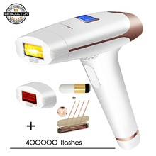 Lescolton 2in1 IPL Depiladora Laser Hair Removal LCD Display Permanent Bikini body Armpit Face Rechargeable Depilador T009i