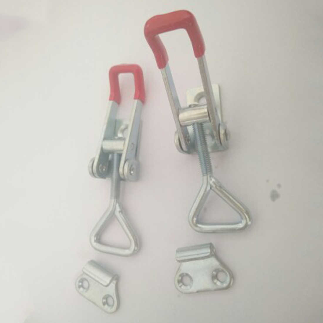 Toggle Clamp Clamping Metal 100Kg 220 Lbs Quick Release Holding Latch Hand ToTE