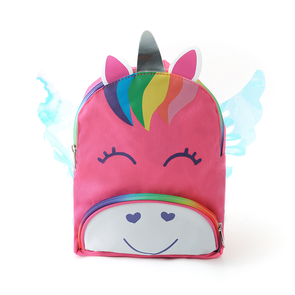 Under Nineteen Creative Unicorn Wings Kids Backpack Fashion Mini Schoolbag Backpack New Children School Bags Girls Cute Backpack