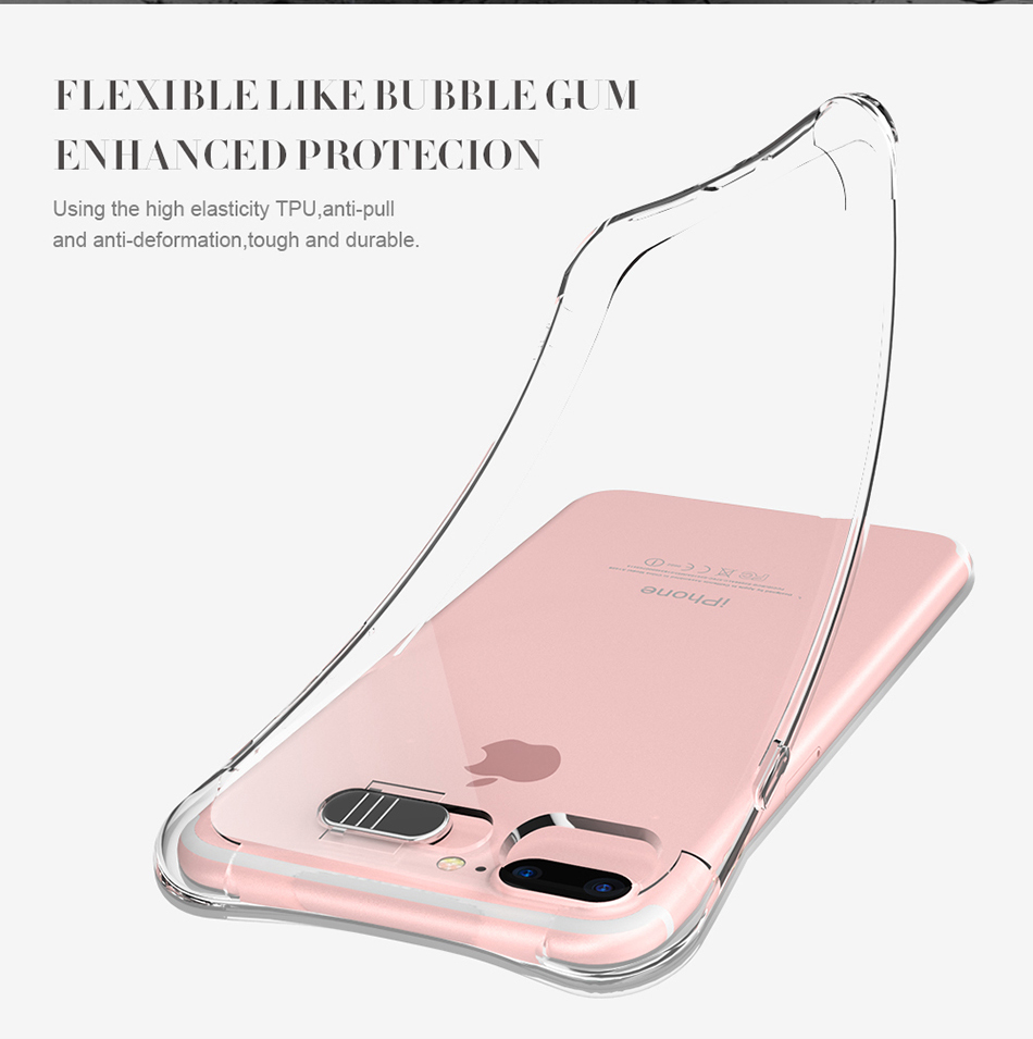 Flash TPU Case For iPhone 6 6S 7 Plus 5 5S SE YYF (1)
