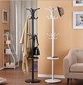 180 cm tamaño grande creativo perchero soporte bolsa ganchos perchero perchero perchas bastidores de tela muebles de metal soporte perchas