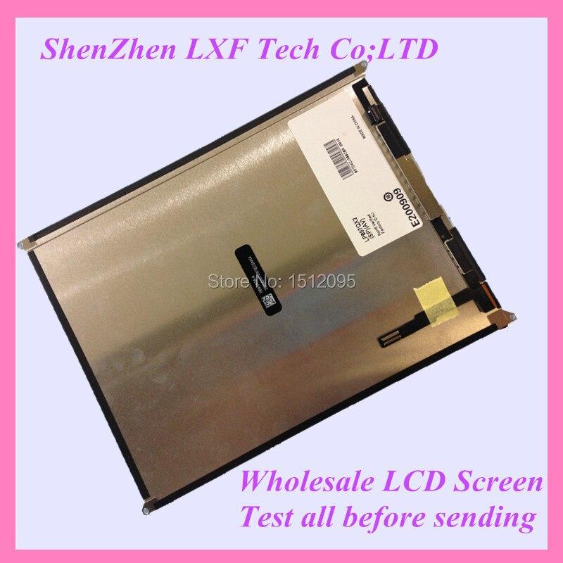 ФОТО For ipad air lcd display screen 100% guarantee original FOR IPAD 5 LCD screen with tracking number