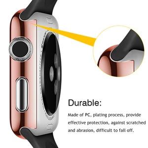 Image 3 - Gosear フル保護ケースカバースキンシェルスクリーンフィルムについては、 apple 腕時計 iwatch ワッハ iwach シリーズ 1 2 3 38 ミリメートル 42 ミリメートル
