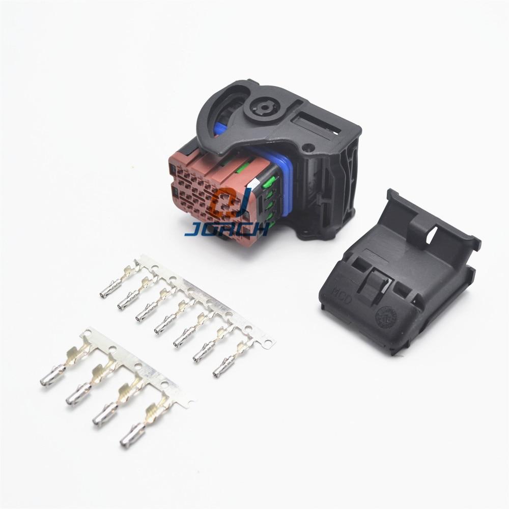 32pin molex CMC receptacle right wire output ECU connector 64319 3219/64319 1201/64325 1010/98644 2003/64322 1029/64323 1029|Connectors| |  -