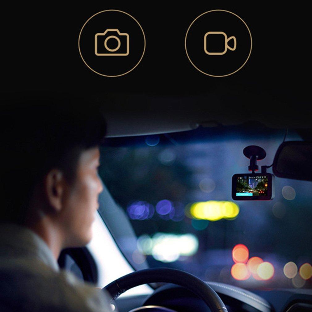 Xiaomi Mijia Carcorder 1 S Smart DVR 1080 P Camera 3D Auto Rijden Recorder Ruisonderdrukking IPS Screen Lokale Voice controle - 2