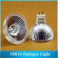 De alta tensão halogênio MR16 220 V 35 W 50 W holofotes luz branca quente 20 PCS