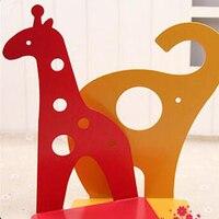 Creative Iron Hollow Bookends Student Cartoon Giraffe Elephant Book By Children S Book Stalls Book Ends