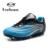 Tiebao profissionais patins ao ar livre menino e menina sapatas dos miúdos dos esportes criança sapatos ao ar livre botas de futebol azul 8324a