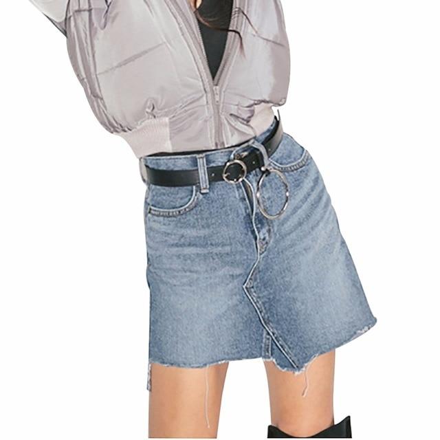 Kobiet Unisex Projektant Przesadzone Okrągłe Metalowe Koło Pasy Punk Jeans Pas Duże O Pierścień pasa dla Kobiet Ubrania Akcesoria
