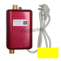 220v Instantaneous Water Heater Instant Electric Water Heaters Instant Water Heating Shower Kitchen, bathroom 1pc