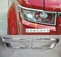 Хромированный ABS пластик 4 шт. задний фонарь Накладка для Land Rover Evoque 2011-2015